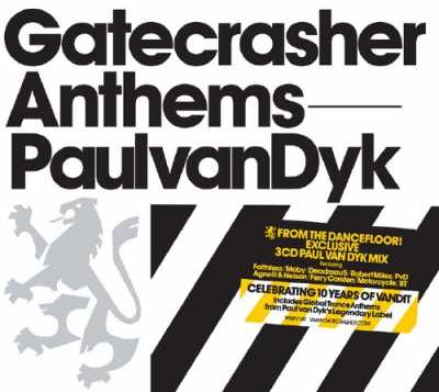 VA - Gatecrasher Anthems Paul van Dyk - (wmtv141) (2010)-3CD