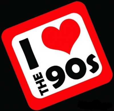 I Love The 90's (2010)